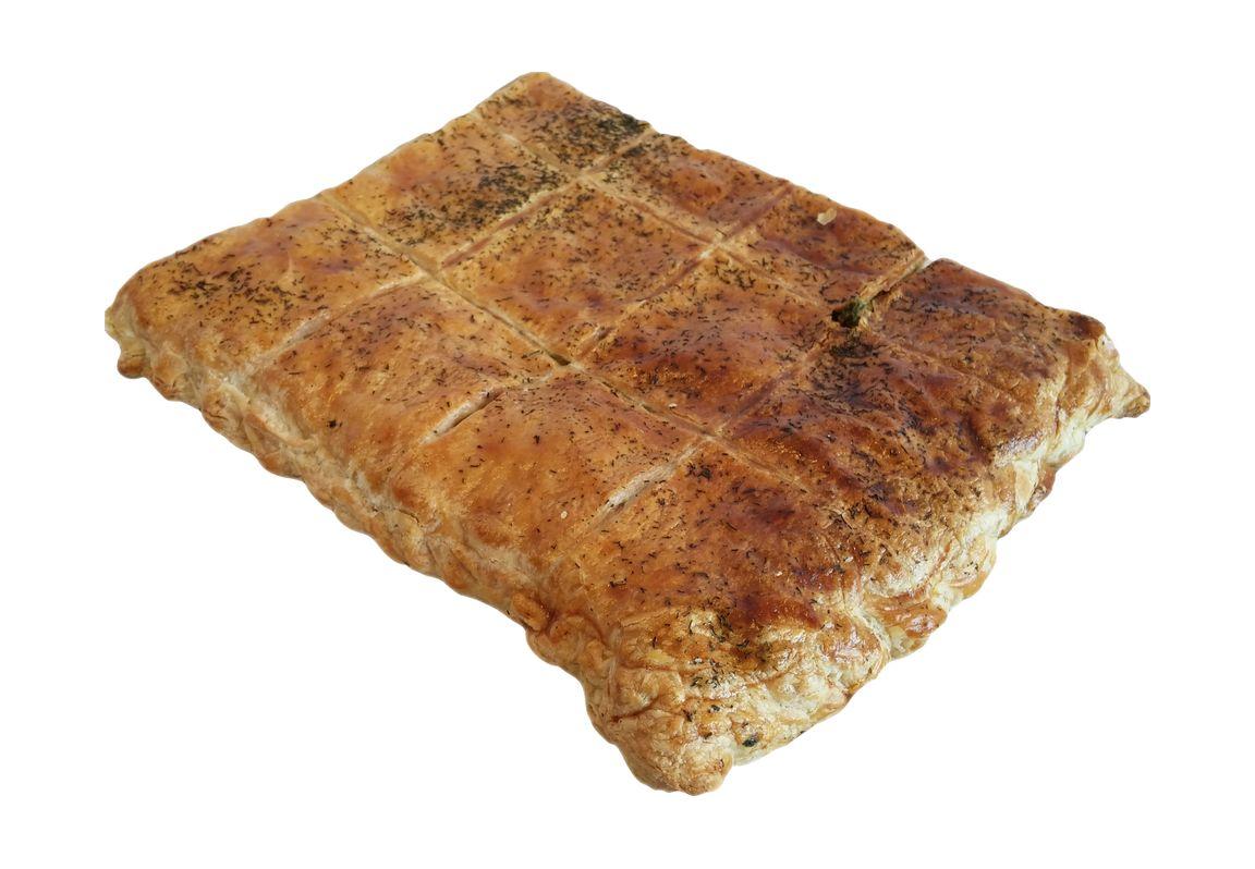 Pyragas su mėsa ir grybais
