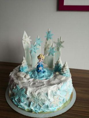 Frozen papuošimas statulėlė