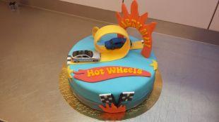 Hot Wheel tortas