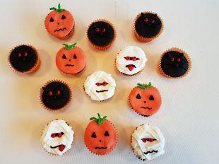 Keksai halloween