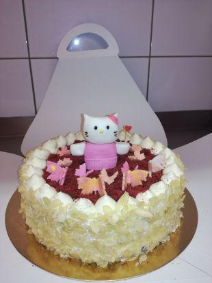 Tortas Hello Kitty