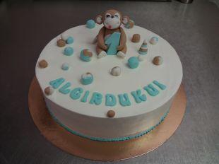 Tortas bezdzioniukė