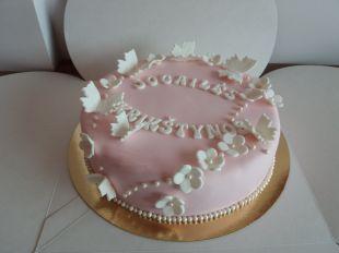 Tortas krikštynoms