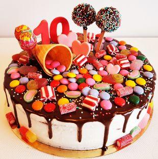 Tortas mergaitei