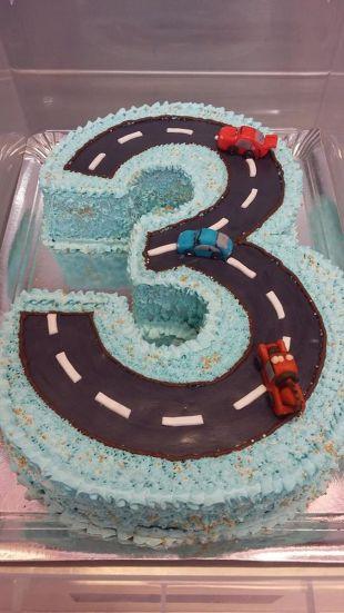 Tortas skaičiaus forma