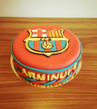 futbolo tortas