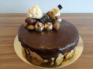 jack daniels tortas