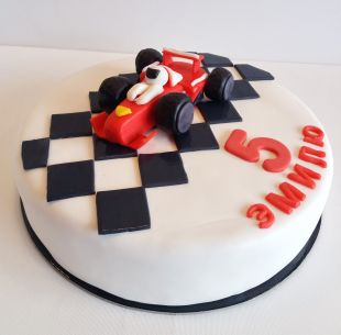 tortas berniukui formulė