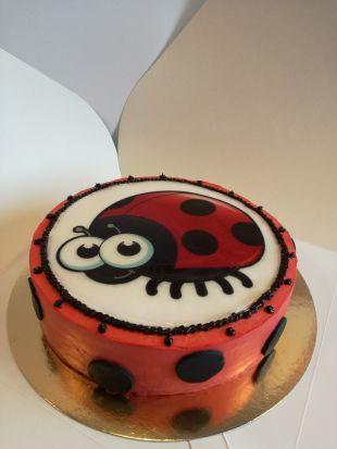 tortas boružėlė