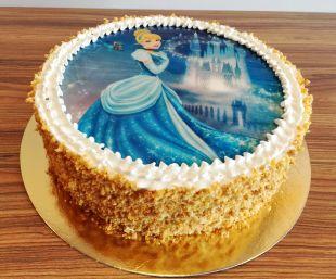tortas cinderella