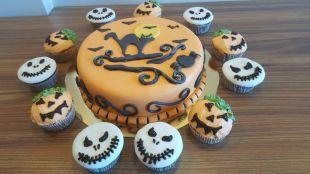tortas halloween