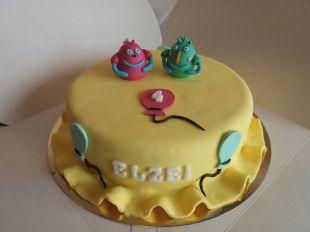 tortas kake make