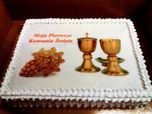 tortas komunijai