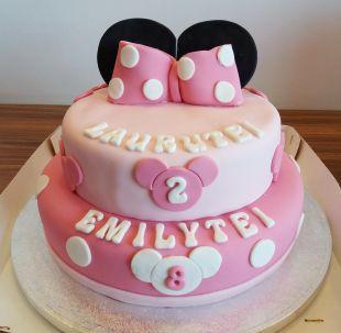tortas mickey mouse