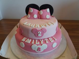 tortas miki mouse, mini mouse