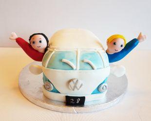 tortas proginis keliautojams