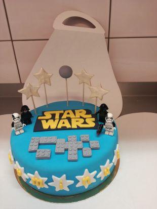 tortas star wars