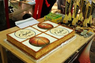 tortas su logotipu