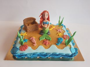tortas undine, arielle